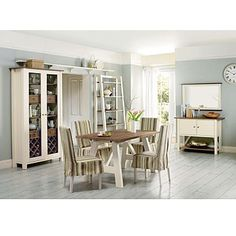 Coniston two tone furniture range, Debenhams - lots in range but currently on sale