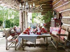 Saloon Porch