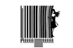 Fashion Barcode #design #Creativity
