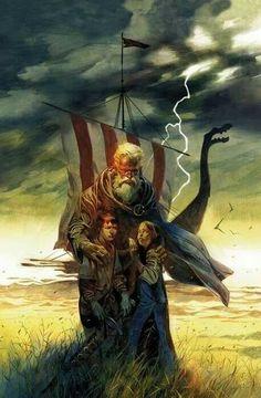 Norse Mythology art