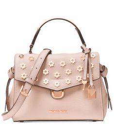 4e8d0c98746f MICHAEL Michael Kors Bristol Top-Handle Small Satchel - All Handbags    Wallets - Handbags   Accessories - Macy s