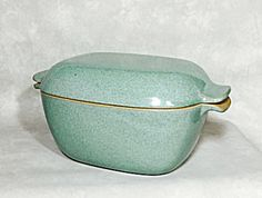 Glidden Pottery#163 Covered Casserole