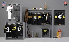 Pittsburgh Steelers~Steelers gear