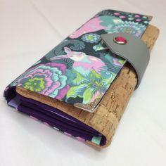 Portemonnaies - Geldbeutel, Geldbörse, Portemonnaies Ruby - ein Designerstück von mitFreude bei DaWanda