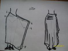New skirt pattern sewing website 18 ideas Skirt Patterns Sewing, Sewing Patterns Free, Clothing Patterns, Pattern Sewing, Skirt Sewing, Pattern Skirt, Fashion Patterns, Coat Patterns, Blouse Patterns
