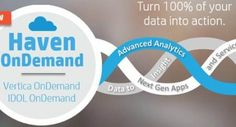 HP Introduces On-Demand Big Data Analytics to Haven Cloud Service