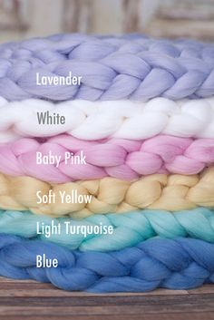 Pastel Colors-like everything but pink.