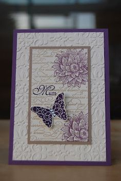Card - Stampin' Up!