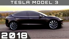 2018 Tesla Model 3 is the featured model. The Tesla 2018 Model 3 image is added in car pictures category by the author on Oct 11, 2017.