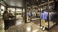 New season is calling at the #moncler store at Galaxy Macau Resort #fw15 #macau
