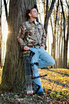 senior picture ideas for guys hunting - Google Search