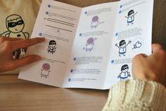 folletos #brochure