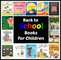 Back to School Books.