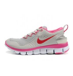 Nike Free Womens Running Shoes - Grey/Pink/White Mine are purple and orange but I can honestly say they are the best running shoes I've ever owned! Vintage Clothing Online, Online Clothing Stores, Online Shopping Clothes, Modern Fashion, New Fashion, Fashion Shoes, Fashion Trends, Pink Fashion, Fashion News