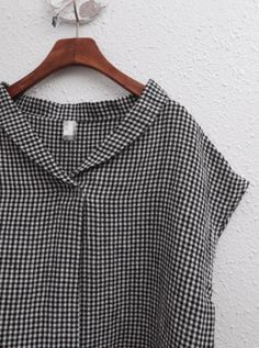 Womens Fashion - clothes,sewing-How to design clothes sewing 66 Ideas howto clothes sewing Blouse Styles, Blouse Designs, 60 Fashion, Fashion Outfits, Womens Fashion, Sewing Blouses, Couture Tops, How To Wear Scarves, Linen Dresses