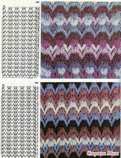 Bargello crochet