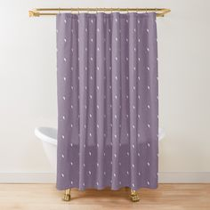 Mauve, Lilac, Shower Curtains, Pattern Design, Printed, Awesome, Products, Art, Art Background