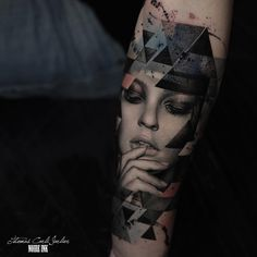 Tattoo by Thomas Carli Jarlier