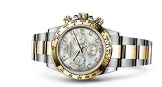 Rolex Cosmograph Daytona Watch: Yellow Rolesor - combination of 904L steel and 18 ct yellow gold - 116503
