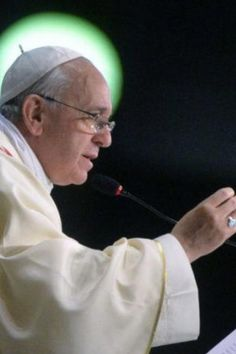 Pope Francis at WYD