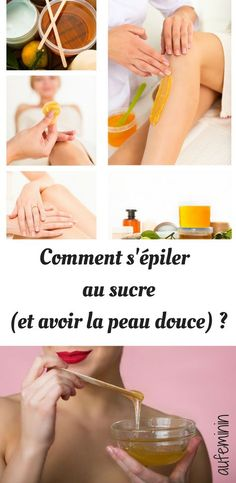 Sugar waxing: all about sugar wax- Épilation au sucre : tout savoir sur la cire au sucre Sugar epithelium: a method for natural hair removal with sugar or honey and which makes the skin very soft. You are told how to do on aufeminin. Sugaring Hair Removal, Natural Hair Removal, Beauty Hacks Hair Removal, How To Close Pores, French Beauty Secrets, Beauty Tips, Beauty Box, Sugar Waxing, Skin Makeup