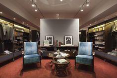 Officina Slowear store by Carlo Donati, Beirut » Retail Design Blog