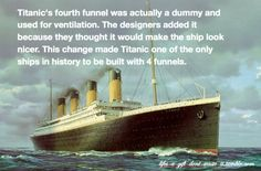 Titanic Facts And History | history facts # titanic
