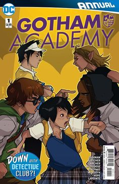 Gotham Academy (2015) Annual Issue #1
