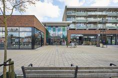 Vernieuwd winkelcentrum Hilversum moet 'kloppend hart wijk' worden aktuavastgoed.nl