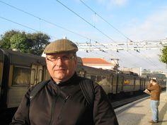 Comboio para Lisboa, Portugal- Foto de Fernanda Sant Anna do Espirito Santo
