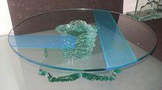Bandeija circular glass...