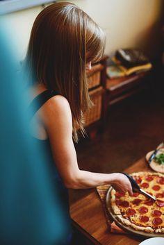 Gluten Free Pizza Recipe | Minimalist Baker