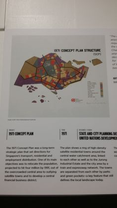 This is the concept plan, it is significant, showing the plan the government had in mind