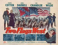 Two Flags West 1950