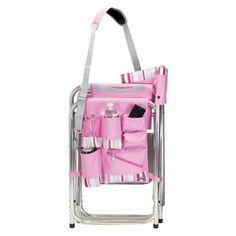 Picnic Time Sports Chair - Pink (10.25 Lb)