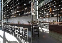 industrial bar design - Google Search