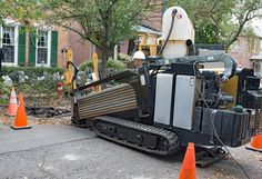 Horizontal Directional Drill In Use Editorial Photography - Image of driller, male: 79479472 Ohio Usa, Dayton Ohio, Image Photography, Editorial Photography, In Use, Drilling Rig, Heavy Equipment, Military Vehicles, October 25