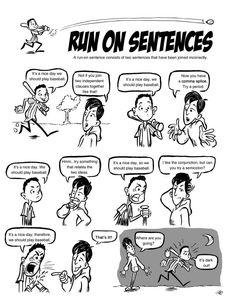 run on sentences
