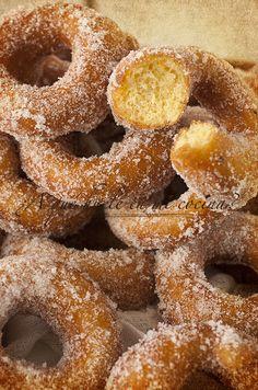 ¿A qué huele en mi cocina?: Hoy huele a... rosquillas de Casavieja