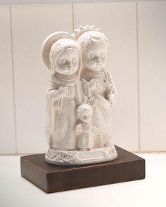 Relicário  da Sagrada Familia bebê