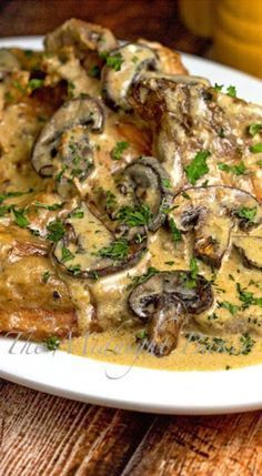Looking for Fast & Easy Main Dish Recipes, Pork Recipes! Recipechart has over free recipes for you to browse. Find more recipes like Slow Cooker Pork Chop Stroganoff. Crock Pot Slow Cooker, Crock Pot Cooking, Slow Cooker Recipes, Cooking Recipes, Crockpot Ideas, Enchiladas, Pork Recipes, Healthy Recipes, Lunches