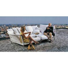 Coro Nest Sofa 120 cm, abgerundet von Coro Italia