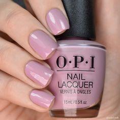 New nails shellac opi swatch 26 Ideas Opi Nail Colors, Gel Polish Colors, Fall Nail Polish, Nagel Hacks, Metallic Nails, Super Nails, Opi Nails, Cool Nail Designs, Nail Tips