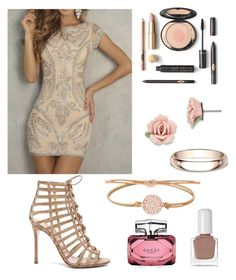 """""""story"""" by syddie-winchester on Polyvore featuring Gianvito Rossi, 1928, Modern Bride, FOSSIL, Gucci and tenoverten"""