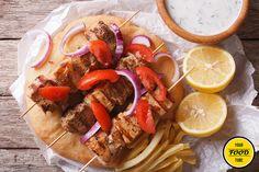 How to Make the Best Souvlaki? (Greek Recipe) - Your Food Tube