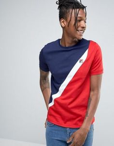 Hip Hop Outfits, Nike Outfits, Fila Outfit, Nike Clothes Mens, Fila Vintage, Sport Casual, Sportswear, Shirt Designs, Street Wear