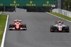 Kimi Raikkonen adelanta a Esteban Gutierrez