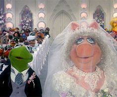 Scene from The Muppets Take Manhattan 1984.