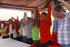 Candidatos de PSUV Miranda: Vamos a garantizar continuidad de paz y estabilidad en la AN