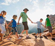 Call of the Wild: Parents' 10 Best National Parks For Families (via Parents.com)